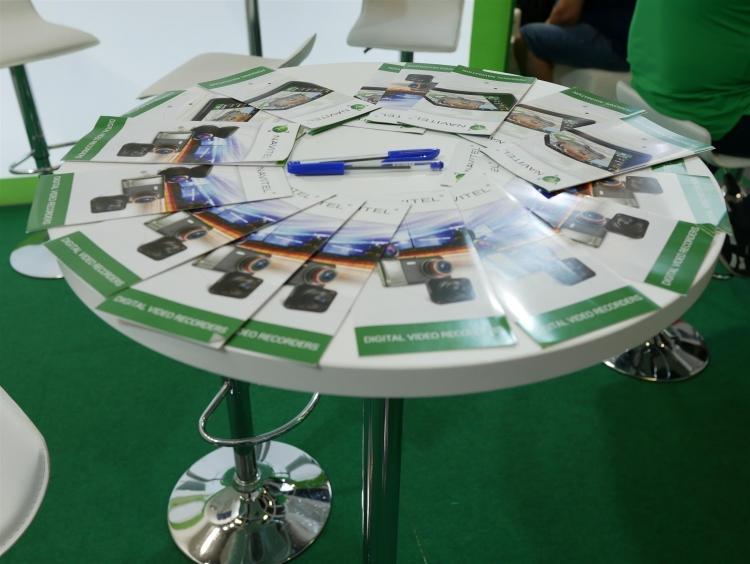 """NAVITEL продемонстрировала на выставке IFA 2018 целый ряд новинок"""""""