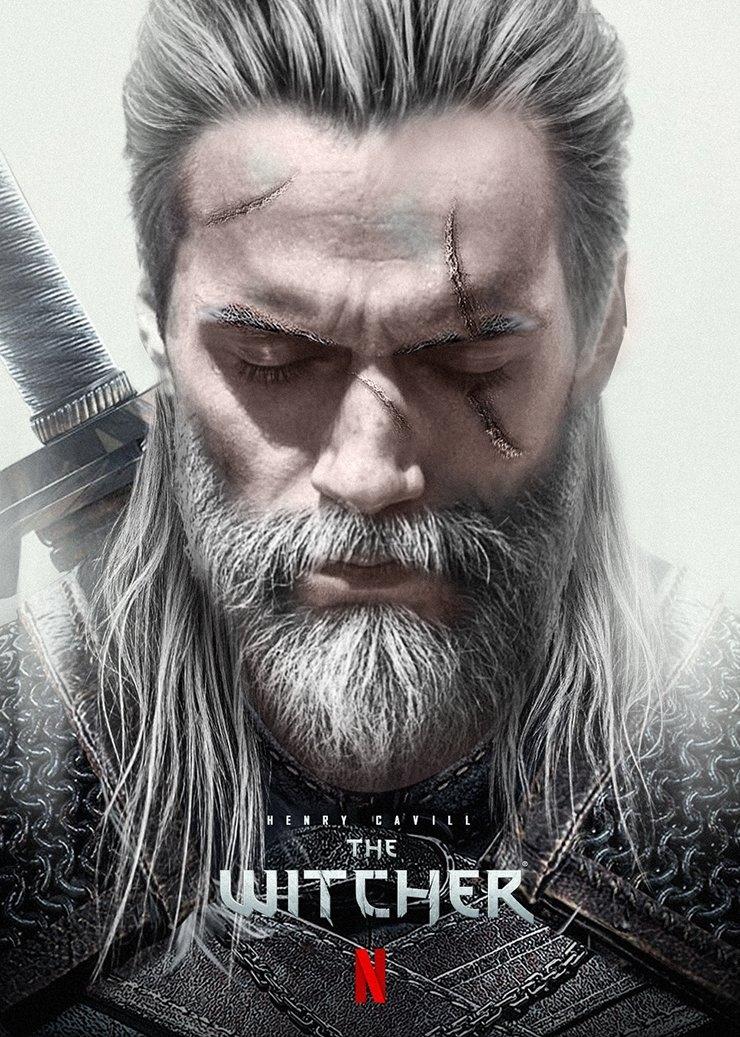 Фанатский постер