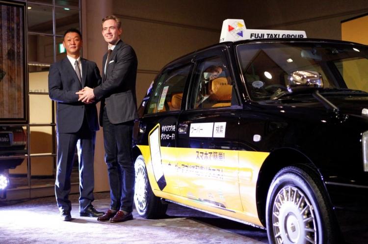 """Uber заключила первую сделку о сотрудничестве с оператором такси в Японии"""""""