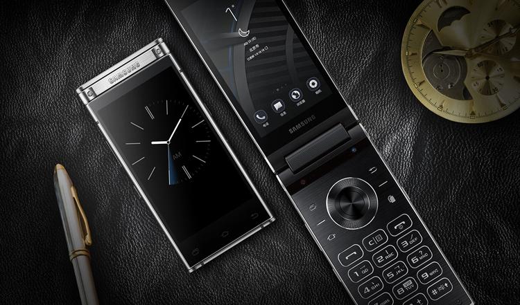 """Samsung вскоре представит смартфон-раскладушку топового уровня"""""""