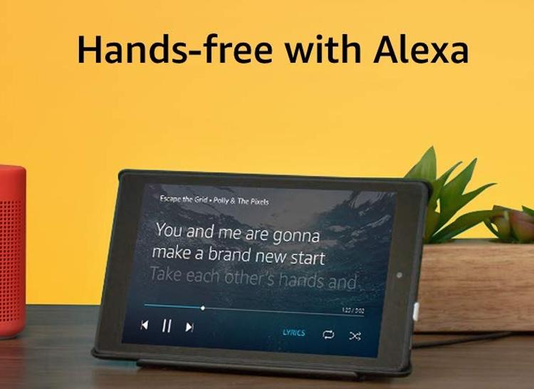 "Новый планшет Amazon Fire HD 8 стоит $80"""