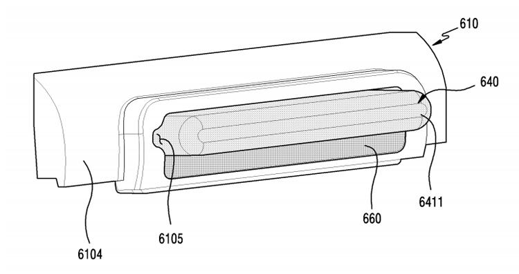 """Смартфоны Samsung могут получить изогнутый дисплей с боковыми вырезами"""""""