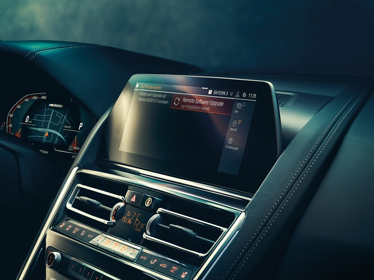 """В автомобилях BMW пропишется фирменный голосовой ассистент"""""""