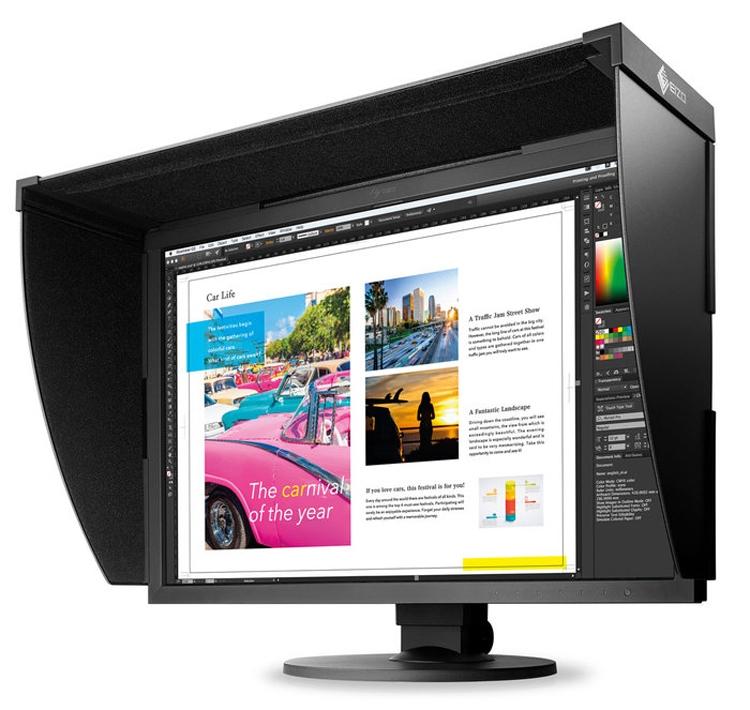 """EIZO ColorEdge CG279X: профессиональный монитор с портом USB Type-C"""""""