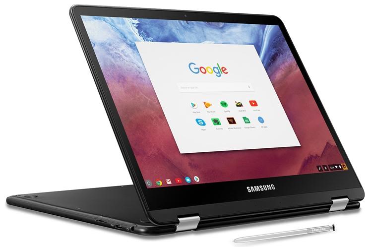 "Samsung проектирует загадочный ноутбук на базе Chrome OS"""