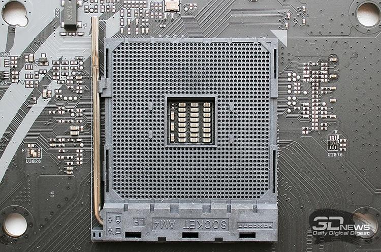 Разъём AMD AM4