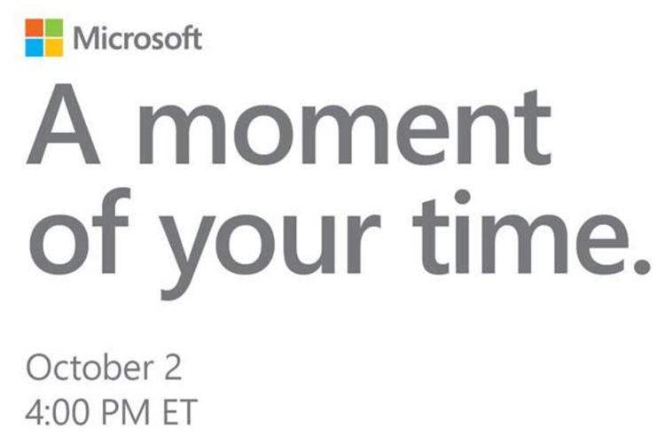 """Microsoft и Google назвали даты анонса новых гаджетов"""""""
