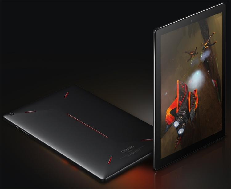 """Chuwi Hipad: планшет с 10-ядерным процессором для игр и развлечений"""""""