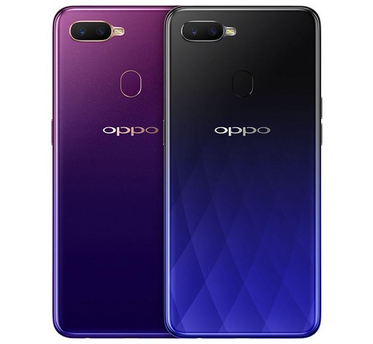 """Смартфон OPPO A7X получит экран с вырезом и процессор Helio P60"""""""
