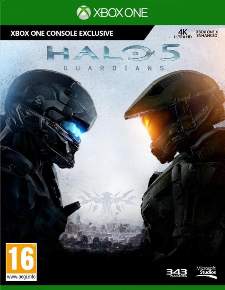 """Обложка Halo 5: Guardians на Amazon намекает на ПК-версию"""""""