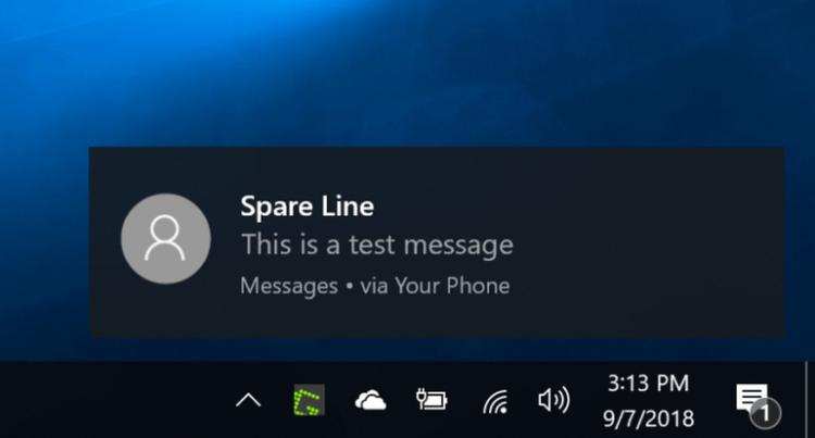 "Windows 10 Insider Preview научили синхронизировать SMS и фото с Android"""