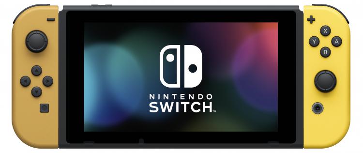 """Nintendo представила набор Nintendo Switch в стилистике Pokemon: Let's Go, Pikachu! и Let's Go, Eevee!"""""""