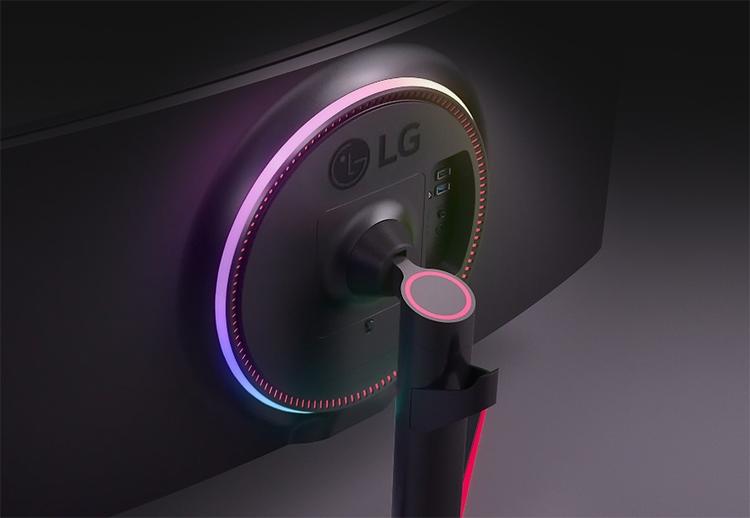 """LG UltraGear 34GK950G: изогнутый игровой монитор с поддержкой G-Sync"""""""