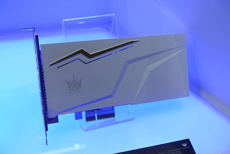 PCI-E SSD GALAX HOF «E12» объёмом 1 Тбайт