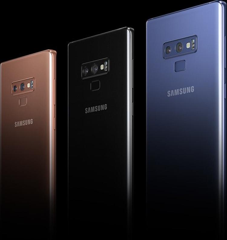 """В Samsung начата разработка фаблета Galaxy Note 10"""""""