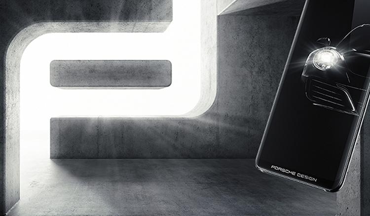 """Huawei готовит мощный смартфон Mate 20 Porsche Design"""""""