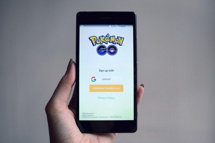Игра Pokemon Goофициально появилась в РФ