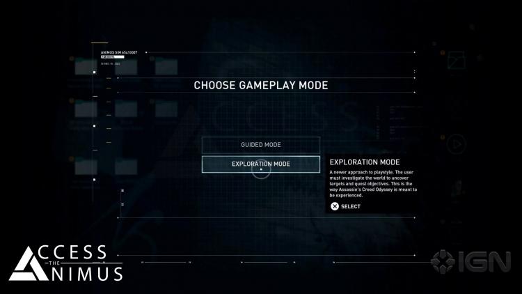 Exploration Mode: новый подход к игре. Пользователь должен исследовать мир, чтобы раскрыть цели и задачи квестов. Именно так должна играться Assassin's Creed Odyssey