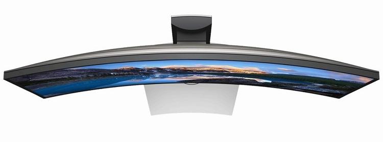 "Dell UltraSharp U3419W: изогнутый монитор с портом USB Type-C"""