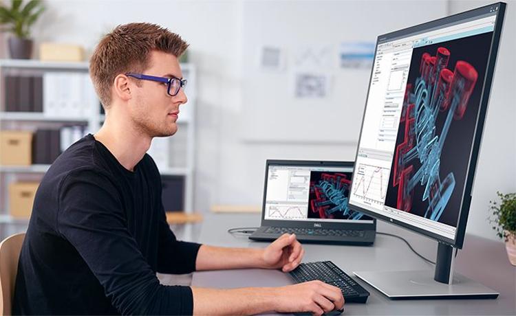 """Монитор Dell UltraSharp U3219Q формата 4К адресован профессиональным пользователям"""""""