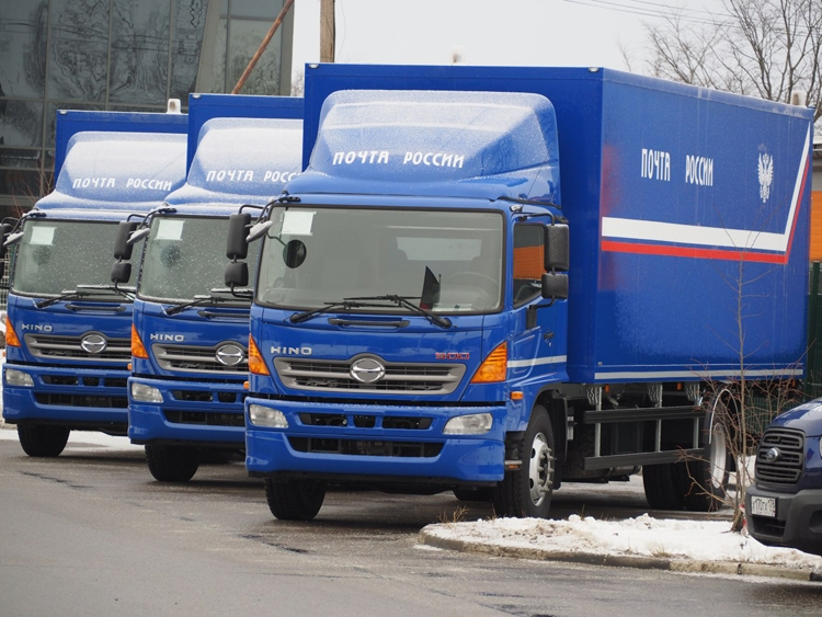 Фотографии «Почты России»