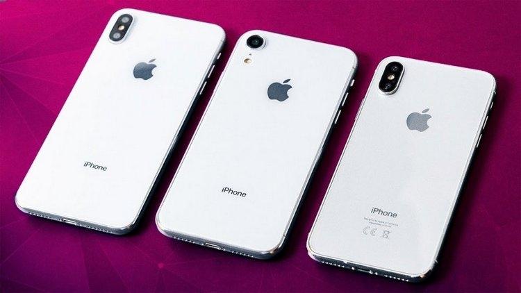 Apple представит три новых телефона уже сегодня