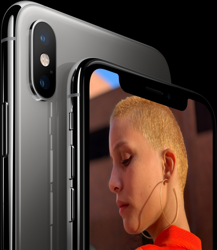 """Apple представила новые флагманы — iPhone Xs и Xs Max"""""""