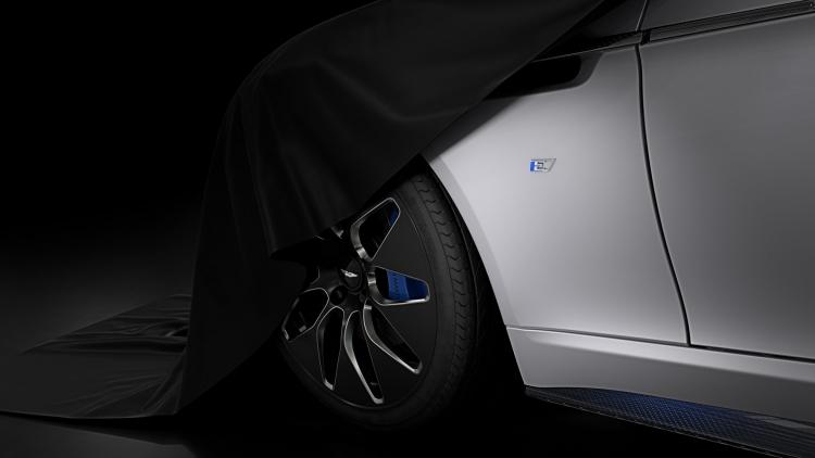 """Первые подробности о готовящемся электромобиле Aston Martin"""""""