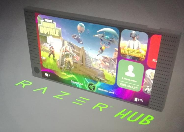 """Игровой смартфон Razer Phone 2 может получить сенсорную панель управления"""""""