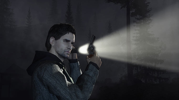 Remedy Entertainment превратит Alan Wake в телесериал""