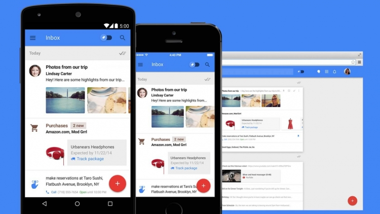 """Google отправляет приложение Inbox на покой"""""""