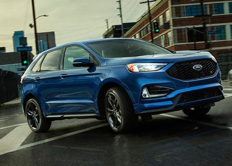 Форд придумал неповторимую систему полного привода