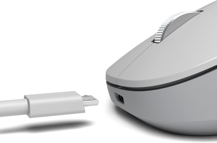 """Microsoft Precision Mouse: эргономичная беспроводная мышь с проводом"""""""