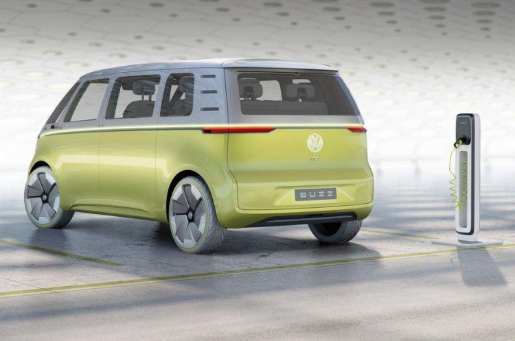"""Volkswagen выпустит в ходе первого этапа 10 млн электромобилей"""""""
