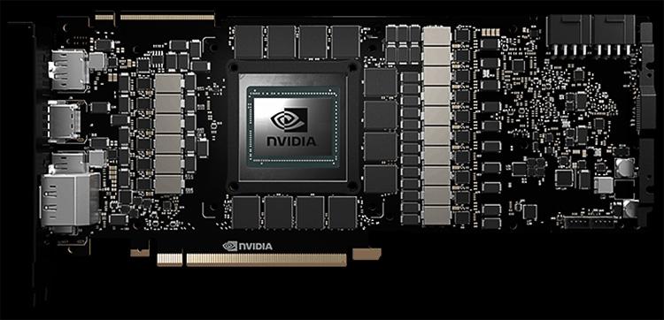 Плата GeForce RTX 2080 Ti эталонного дизайна