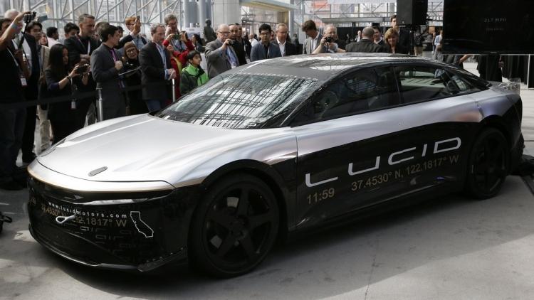 """Саудовская Аравия инвестировала в конкурента Tesla более $1 млрд"""""""