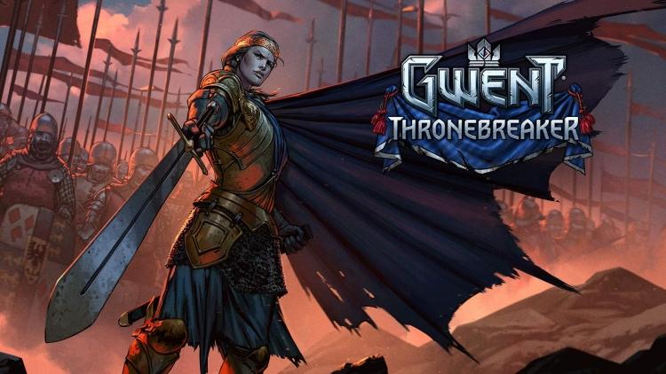 """«Гвинт: Ведьмак. Карточная игра» и Thronebreaker: The Witcher Tales выйдут в октябре"""""""