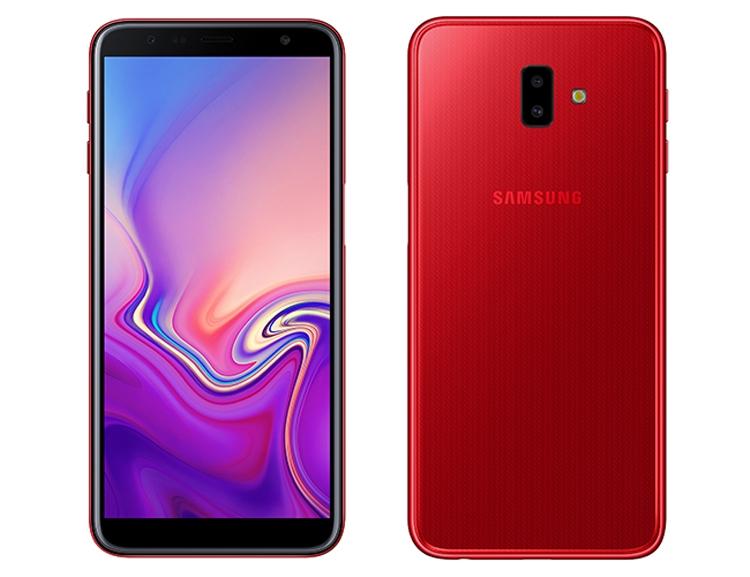 """Смартфоны Samsung Galaxy J4+ и J6+ получили экран HD+ размером 6"""""""""""