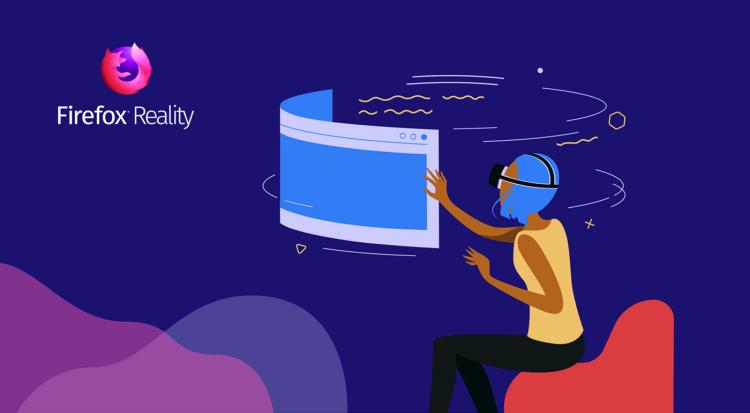 Mozilla представила браузер Firefox Reality для виртуальной реальности