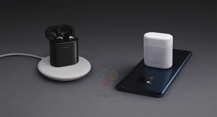 "Huawei выпустит наушники в стиле Apple AirPods"""
