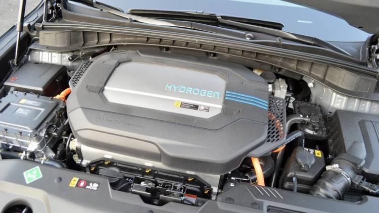"""Hyundai поставит в Швейцарию 1000 грузовиков на водородном топливе"""""""