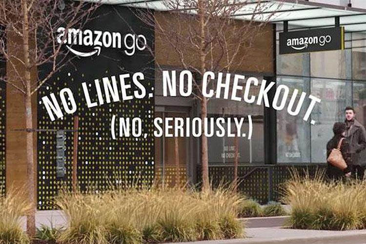 """Amazon может открыть 3000 магазинов без кассиров к 2021 году"""""""