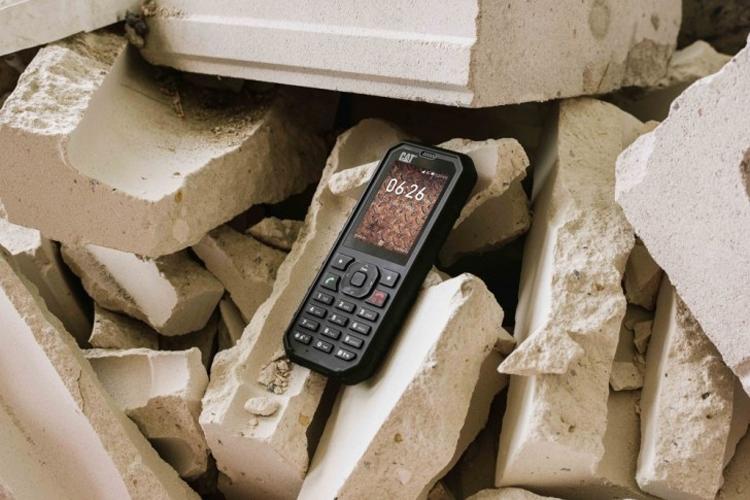 """«Внедорожный» телефон Cat B35 поддерживает сети LTE"""""""
