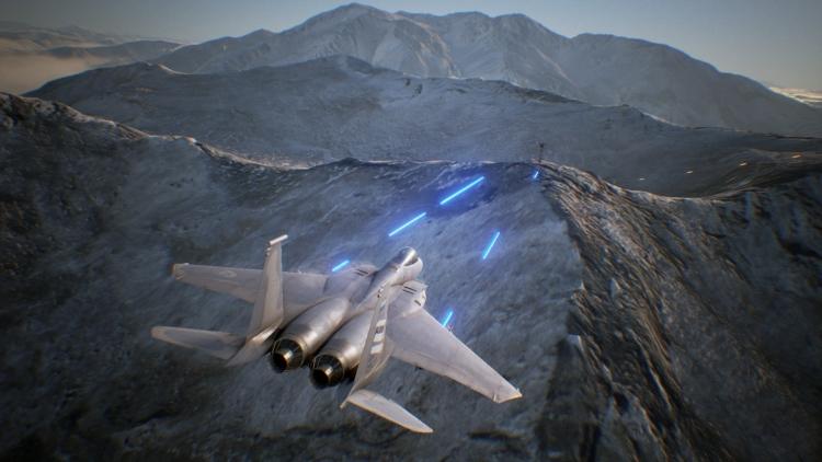 Авиаэкшен Ace Combat 7: Skies Unknown «полетит» на GTX 1060 и Core i5-7500