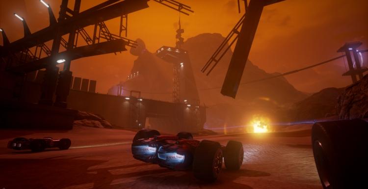 В гоночном боевике GRIP: Combat Racing будет режим разделённого экрана и мультиплеер на 10 человек