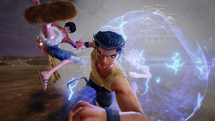 Bandai Namco показала коллекционное издание Jump Force с Луффи, Наруто и Гоку, а также многое другое