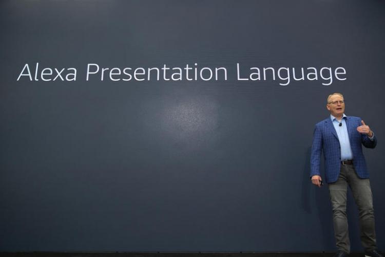"""Amazon представилаAlexa Presentation Language для своих «умных» устройств"""""""