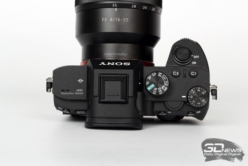 Обзор беззеркальной камеры Sony α7 III: полный кадр для всех?
