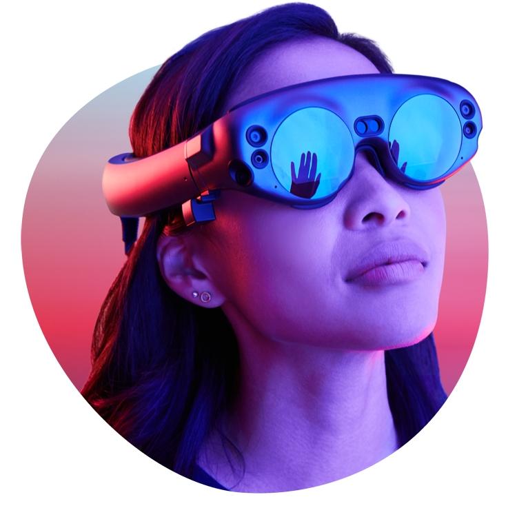 """Sennheiser усилит эффект дополненной реальности Magic Leap с помощью своих аудиотехнологий"""""""