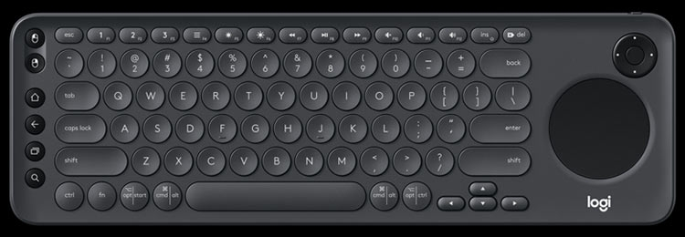 "Клавиатура Logitech K600 предназначена для интернет-телевизоров"""
